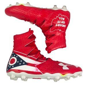 3dee873d0 ... Under Armour Ohio Size 15 UA Highlight MC Cleats ...